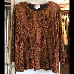 Tops - Paisley Top